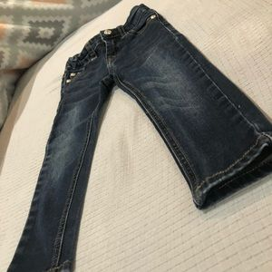 7 for all mankind 2t girl jeans